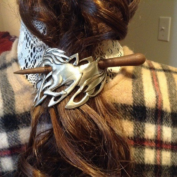 Pewter Jewelry for Equestrians