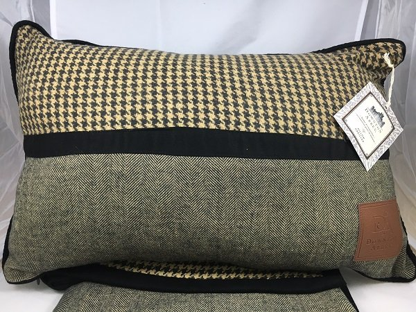 Downton Abbey Pillow