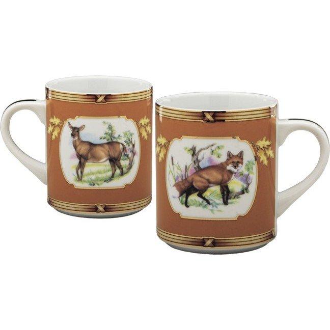 Julie Wear American Wildlife Mugs